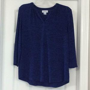 3/4 length light weight sweater.